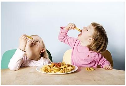 中美两国家长如何教育孩子吃饭 - auntynn - 欢迎来到auntynn的博客