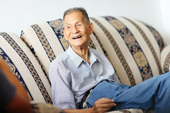 """把一切全給了學生——百歲先生楊恩澤的""""不言之教"""""""