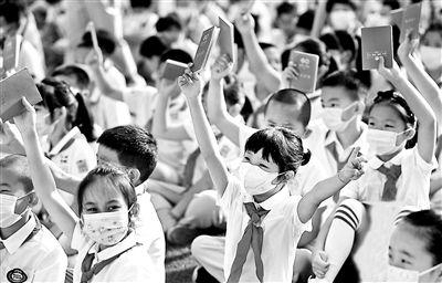 """北京市140万中小学生昨天正式开学 新学期如何为""""素质教育""""塑形?"""